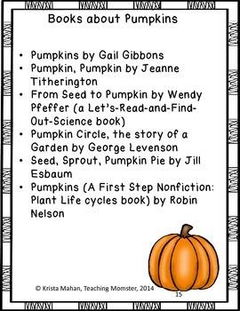 Fall Lapbook
