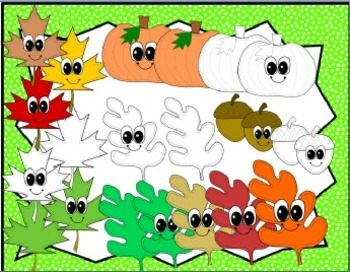Fall Leaf Clip Art