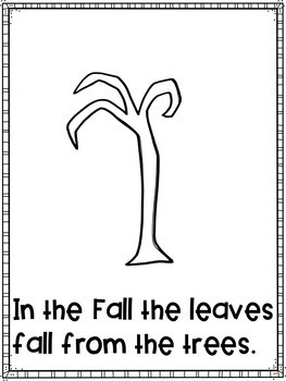 Fall Leaf Craft & Writing Activity: Fall Crafts: November Crafts