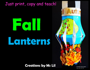 Fall craft :: Leaf craft :: Fall Activities