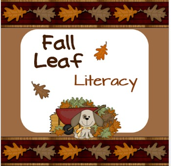 Fall Leaf Literacy