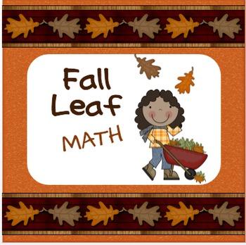 Fall Leaf Math