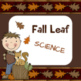 Fall Leaf Science