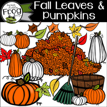 Fall Leaf and Pumpkin Extras