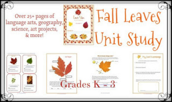Fall Learning Bundle