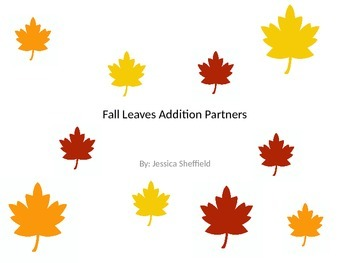 Fall LeaveS Addition Partners