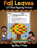 Fall Leaves 120 Chart Mystery Picture