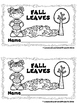 Fall Leaves  (A Sight Word Emergent Reader)