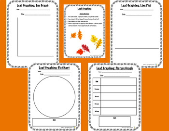 Fall Leaves Activity Pack