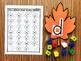 Fall Leaves Alphabet Snap Block Center