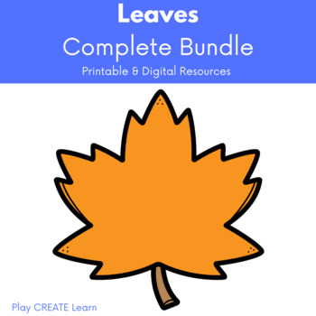 Fall Leaves COMPLETE Bundle