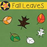 Fall Leaves Clip Art