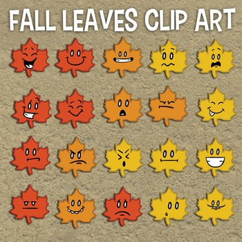 Fall Leaves Clip Art, Foliage, Autumn Leaves, Emojis, Mapl
