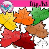 Fall Maple Leaves Clip Art