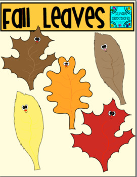 Fall Leaves *Clipart*