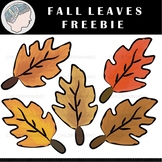 Fall Leaves Clipart (Freebie)