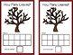 Fall Leaves Count And Clip 1-10 & Counting Mats