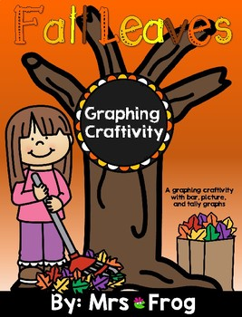 Fall Leaves Graphing Math Craftivity