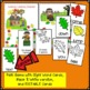 Fall Literacy and Math Connections: Leaves Are Falling!