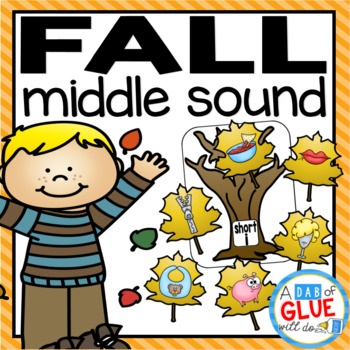 Fall Leaves Middle Sound Match-Up