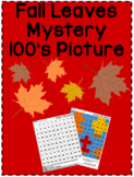 Fall Leaves Mystery 100's Chart