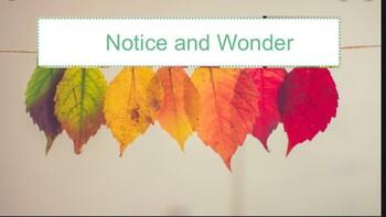Fall Leaves PPT Template Freebie