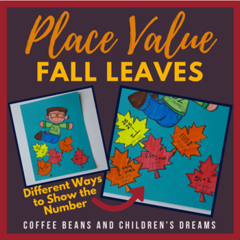 Fall Leaves Place Value Activity