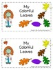 Fall Leaves Theme: Emergent Reader & Math mini-Pack {Common Core Aligned}