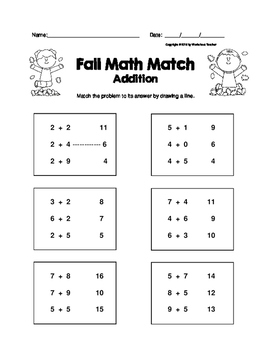 Fall Leaves Writing Activities Packet