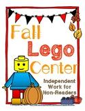 Fall Lego Center