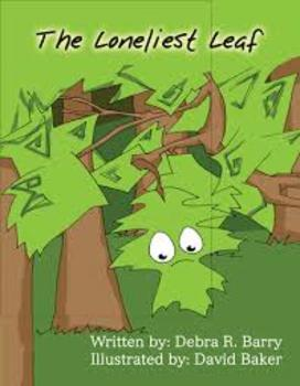 Fall Lesson Plans: The Loneliest Leaf