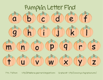 Fall Letter Finds and Mix-Ups
