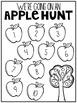 Fall Letter & Number Hunt FREEBIE