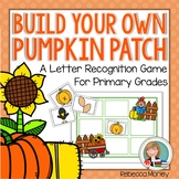 Fall Letter Recognition Game