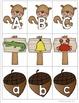 Fall Alphabet Letter Initial Sound Sort