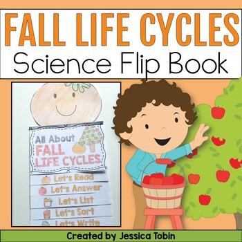 Fall Life Cycles Flip Book
