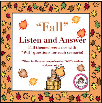 Fall Listen and Answer
