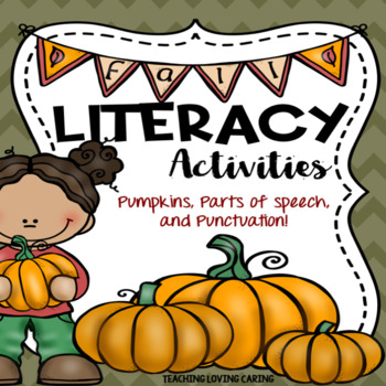 Fall Activities - Literacy