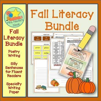 Poetry Unit Fall Teaching Resources | Teachers Pay Teachers