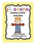 Fall Literacy Center Activities (Spanish)