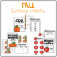 Fall Literacy Centers
