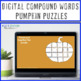 Thanksgiving Centers | Pumpkin Puzzles | November Activities & Literacy Centers