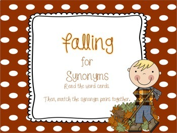 Fall Literacy Centers for Big Kids