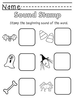 Fall Literacy Freebie