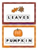 Fall Literacy Fun