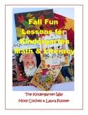 Fall Literacy, Math, and Fun packet