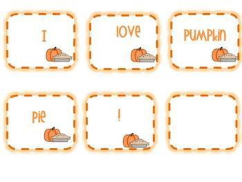 Fall Literacy and Math Centers {21 Centers}