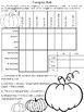 Fall Logic Puzzles ~ 5 Puzzles