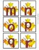 Fall Lowercase Alphabet Cards