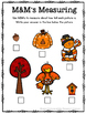 Learning With Fall Candy {Graphing, Sorting, Patterns & More}